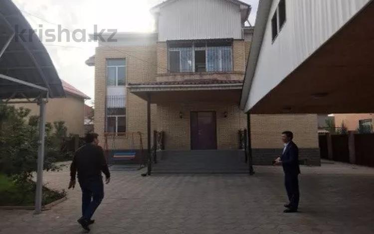 5-комнатный дом, 502.5 м², 10 сот., мкр Шугыла, ул. Сыгай 84 за 82 млн 〒 в Алматы, Наурызбайский р-н