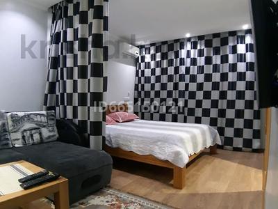1-комнатная квартира, 32 м², 2/4 этаж посуточно, улица Ленина 28 за 7 000 〒 в Рудном