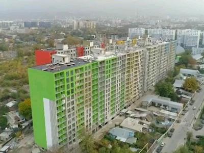 1-комнатная квартира, 45.17 м², 8/12 этаж, Макатаева 127/25 за 18.8 млн 〒 в Алматы, Алмалинский р-н