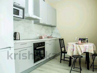 1-комнатная квартира, 50 м², 9/12 этаж посуточно, Исатая Тайманова 48 за 20 000 〒 в Атырау