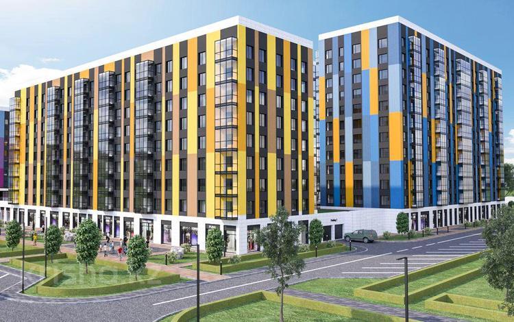 3-комнатная квартира, 81.6 м², мкр. Батыс-2, Мангилик Ел за ~ 15.3 млн 〒 в Актобе, мкр. Батыс-2