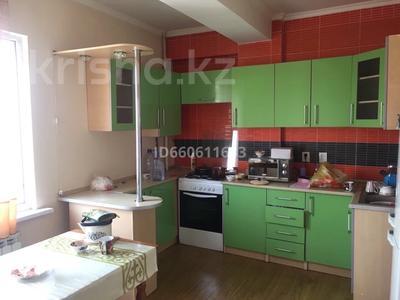 3-комнатная квартира, 110.9 м², 3/8 этаж помесячно, Алтын аул за 140 000 〒 в Каскелене — фото 5