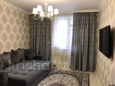 2-комнатная квартира, 50 м², 12/18 этаж, Сауран за 23.9 млн 〒 в Нур-Султане (Астана), Есиль р-н