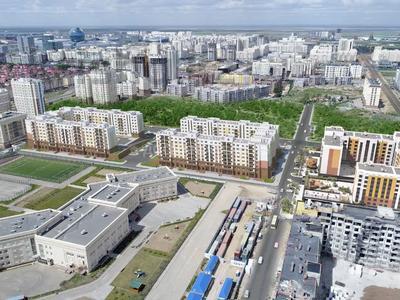 3-комнатная квартира, 88.8 м², 3/7 этаж, проспект Улы Дала за ~ 29.1 млн 〒 в Нур-Султане (Астана), Есиль р-н — фото 2