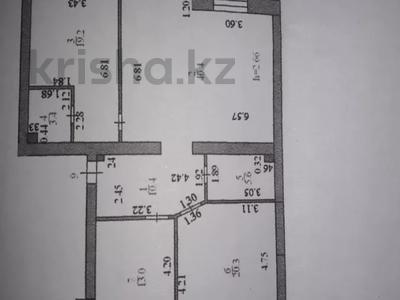 3-комнатная квартира, 116.6 м², 4/9 этаж, Керей-Жанибек хандар 11 за 38 млн 〒 в Нур-Султане (Астана), Есильский р-н — фото 10