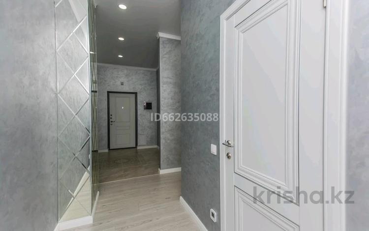2-комнатная квартира, 73 м², 3/8 этаж, Мангилик Ел 40а за 39.6 млн 〒 в Нур-Султане (Астана), Есиль р-н