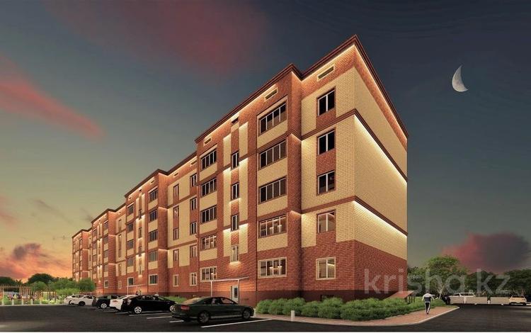 2-комнатная квартира, 76.8 м², мкр. Батыс-2 348 за ~ 14.6 млн 〒 в Актобе