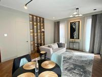 3-комнатная квартира, 105 м², 1/3 этаж на длительный срок, Аль- Фараби 116 за 1.2 млн 〒 в Алматы, Бостандыкский р-н