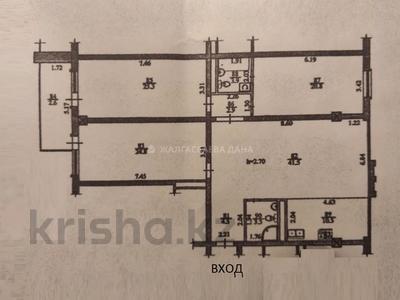 4-комнатная квартира, 140 м², 6/14 этаж, Гоголя 20 за 58 млн 〒 в Алматы, Медеуский р-н — фото 19