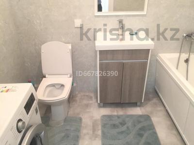 1-комнатная квартира, 41 м², 3/9 этаж посуточно, А-98 14 — Жумабаева за 9 000 〒 в Нур-Султане (Астане), Алматы р-н