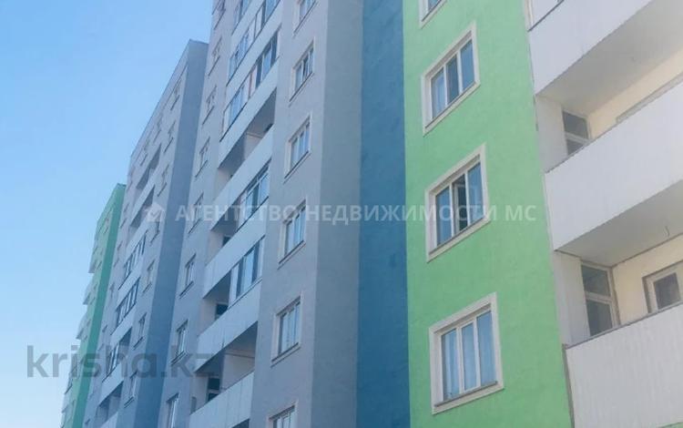 3-комнатная квартира, 80.8 м², 1/9 этаж, мкр №6, Койчуманова — Абая за ~ 28.3 млн 〒 в Алматы, Ауэзовский р-н