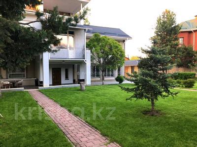 8-комнатный дом помесячно, 460 м², 16 сот., проспект Аль-Фараби — Аскарова Асанбая за 900 000 〒 в Алматы, Бостандыкский р-н — фото 22