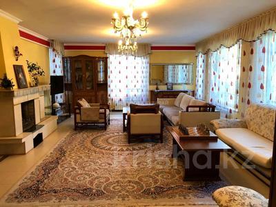 8-комнатный дом помесячно, 460 м², 16 сот., проспект Аль-Фараби — Аскарова Асанбая за 900 000 〒 в Алматы, Бостандыкский р-н — фото 7