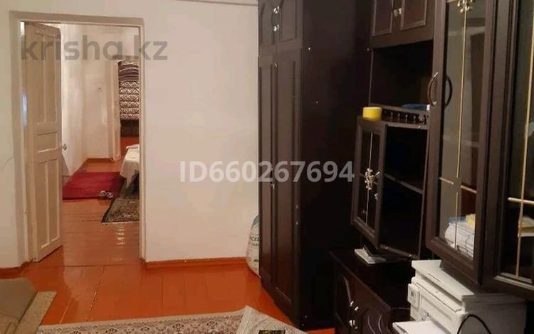 4-комнатный дом, 80 м², 16 сот., Кызылжар 5П — Сауран за 11 млн 〒 в Ленгере