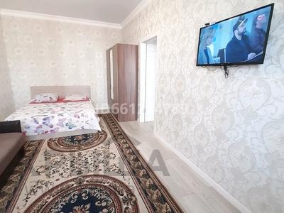 1-комнатная квартира, 40 м² посуточно, Кабанбай батыра 29/2 за 9 000 〒 в Нур-Султане (Астана), Есиль р-н