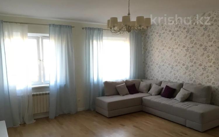 2-комнатная квартира, 90 м², 12 этаж на длительный срок, проспект Кабанбай батыра 6/3 за 180 000 〒 в Нур-Султане (Астане), Есильский р-н