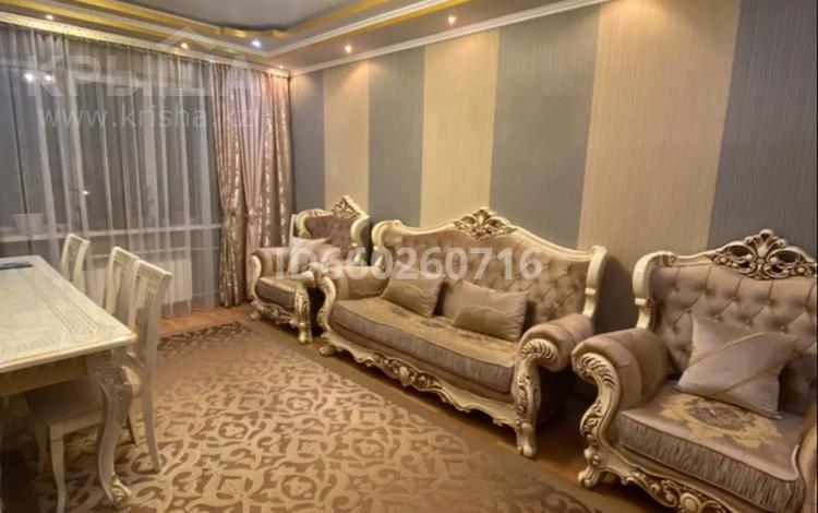3-комнатная квартира, 74 м², 5/9 этаж, Толе би — Жарокова за 35.5 млн 〒 в Алматы, Алмалинский р-н