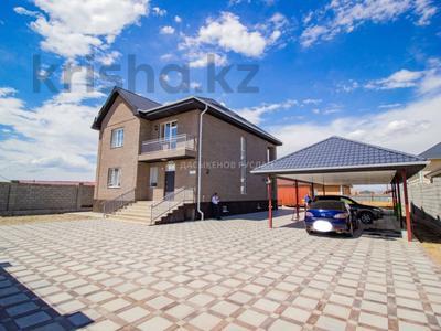 5-комнатный дом, 290 м², 10 сот., Енлик Кебек 24 — Жастар за 60 млн 〒 в Талдыкоргане