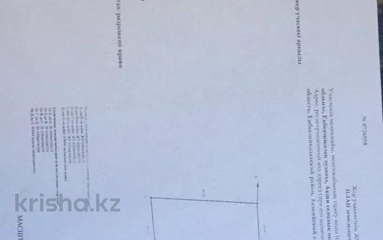Участок 15 га, Акши за 26.7 млн 〒