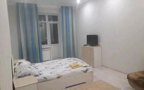 1-комнатная квартира, 48 м², 4/12 этаж посуточно, Алия Молдагуловой 3 за 7 000 〒 в Актобе, мкр 5