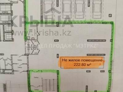 Помещение площадью 222.8 м², Ахмета Байтурсынова за ~ 78 млн 〒 в Нур-Султане (Астана), Алматы р-н — фото 12