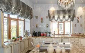 8-комнатный дом помесячно, 700 м², 18 сот., Микрорайон Акбулак-4 — Шарля де Голля за 2.2 млн 〒 в Нур-Султане (Астана), Алматы р-н
