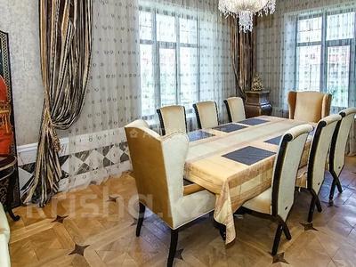 8-комнатный дом помесячно, 700 м², 18 сот., Микрорайон Акбулак-4 — Шарля де Голля за 2.2 млн 〒 в Нур-Султане (Астана), Алматы р-н — фото 5