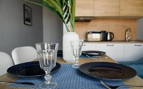 1-комнатная квартира, 40 м² посуточно, проспект Каныша Сатпаева 5Б за 13 000 〒 в Атырау