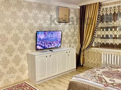 1-комнатная квартира, 47 м², 1/9 этаж посуточно, Иманбаева (Республика) 5 б — Иманова за 10 000 〒 в Нур-Султане (Астана), Алматы р-н — фото 2