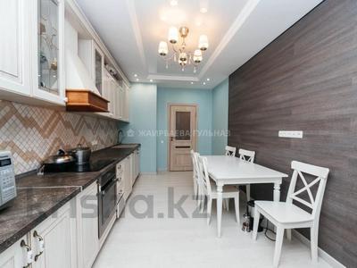 4-комнатная квартира, 117 м², 9/9 этаж, Керей и Жанибек хандар 12/1 за 53.5 млн 〒 в Нур-Султане (Астане), Есильский р-н