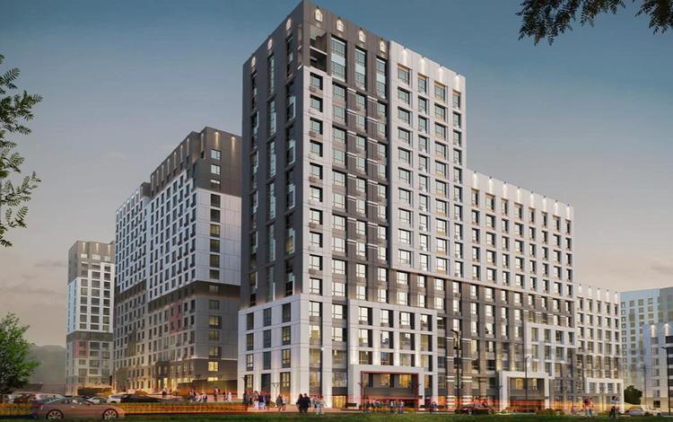 3-комнатная квартира, 110.24 м², Егизбаева 7г за ~ 43.3 млн 〒 в Алматы