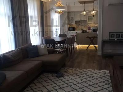 3-комнатная квартира, 110 м², 3 этаж помесячно, Ивана Панфилова 14 за 350 000 〒 в Нур-Султане (Астана), Алматы р-н — фото 3