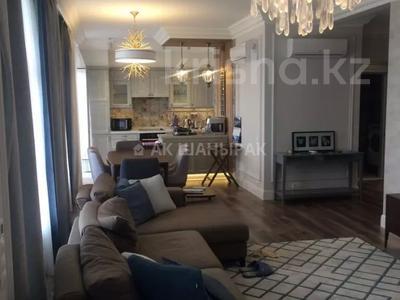 3-комнатная квартира, 110 м², 3 этаж помесячно, Ивана Панфилова 14 за 350 000 〒 в Нур-Султане (Астана), Алматы р-н — фото 4