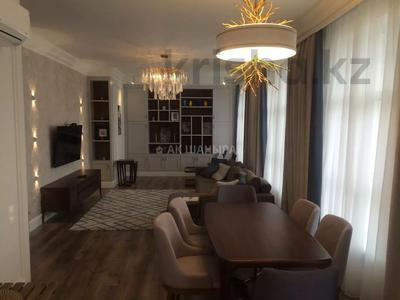 3-комнатная квартира, 110 м², 3 этаж помесячно, Ивана Панфилова 14 за 350 000 〒 в Нур-Султане (Астана), Алматы р-н — фото 2