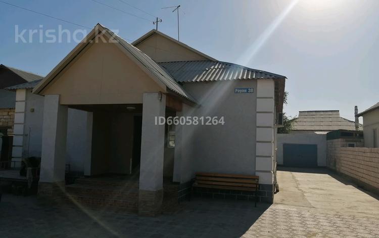 5-комнатный дом, 140 м², 6 сот., Рауан 38 за 18 млн 〒 в Баскудуке