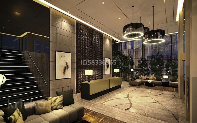 1-комнатная квартира, 43 м², 18/20 этаж, Улы Дала 60 — Кабанбай батыра за 15.3 млн 〒 в Нур-Султане (Астана), Есиль р-н