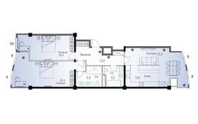 3-комнатная квартира, 103.4 м², Толе би 189/3 за ~ 40.5 млн 〒 в Алматы, Алмалинский р-н