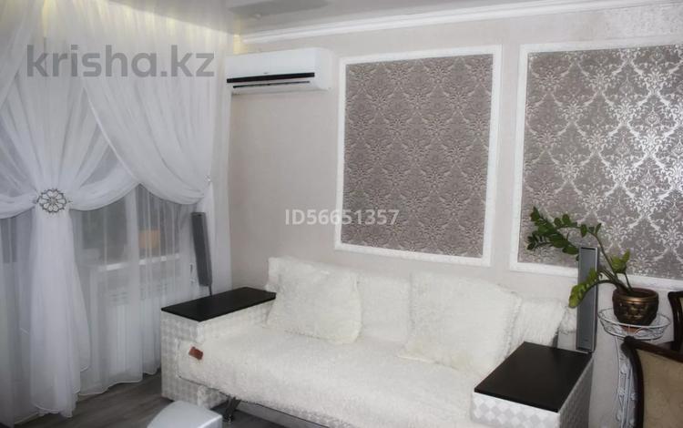 2-комнатная квартира, 48 м², 4/5 этаж посуточно, Можайского 11 — Комиссарова за 12 000 〒 в Караганде, Казыбек би р-н