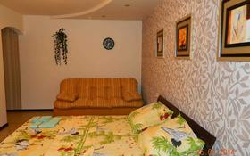 1-комнатная квартира, 35 м², 3/5 этаж посуточно, Мангельдина — Аскарова за 10 000 〒 в Шымкенте