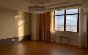4-комнатная квартира, 170 м², 25 этаж помесячно, Байтурсынова 9 за 490 000 〒 в Нур-Султане (Астана)
