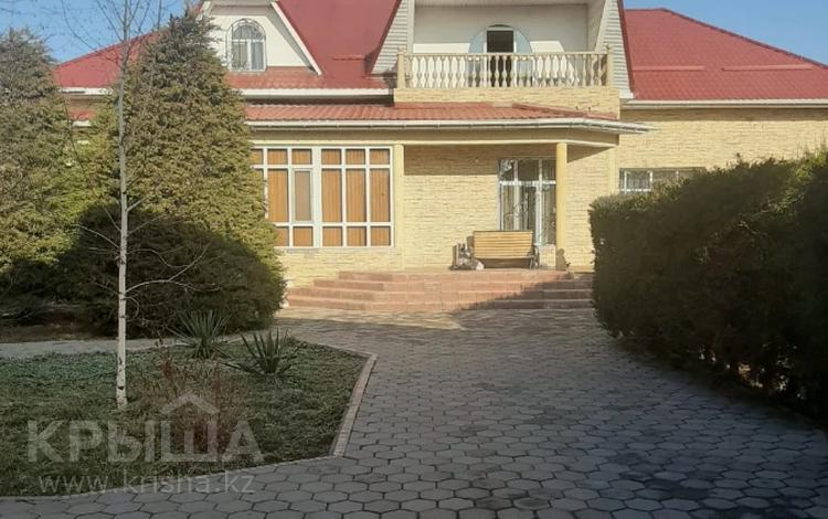 7-комнатный дом посуточно, 400 м², 12 сот., Абая 84 — Кирова за 50 000 〒 в Таразе