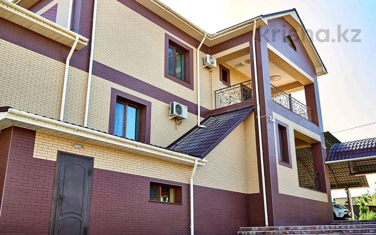 7-комнатный дом, 385 м², 15 сот., Шапагат — Шапағат за 210 млн 〒 в Шымкенте