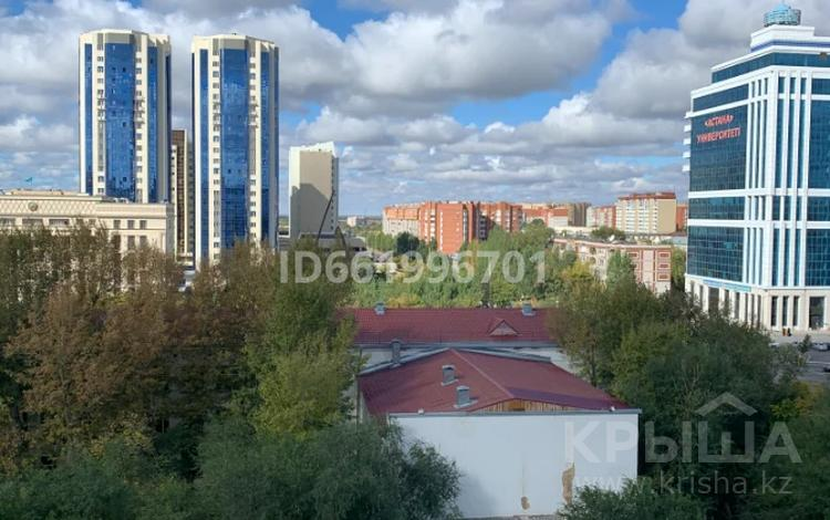 3-комнатная квартира, 116 м², 7/8 этаж, Абая 18 — проспект Сарыарка за 40 млн 〒 в Нур-Султане (Астана), Сарыарка р-н