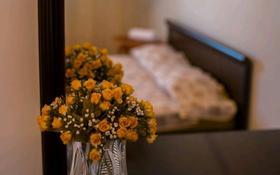 2-комнатная квартира, 90 м², 4/5 этаж посуточно, Актобе Ажары 11 мкр 112 а за 14 990 〒