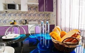 1-комнатная квартира, 40 м², 2/10 этаж посуточно, Толстого 25 за 9 000 〒 в Костанае