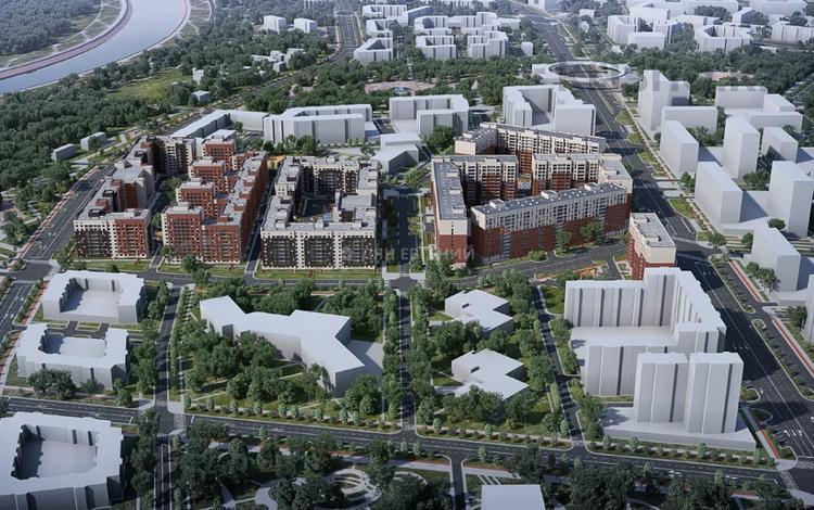 1-комнатная квартира, 39.8 м², 3/12 этаж, Косшугулы за ~ 10.3 млн 〒 в Нур-Султане (Астане), Сарыарка р-н