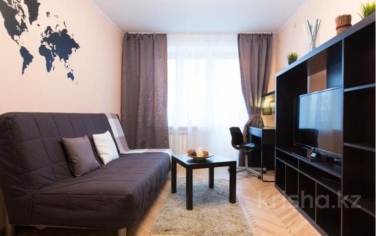 2-комнатная квартира, 70 м², 6/13 этаж посуточно, Макатаева 131 за 14 500 〒 в Алматы, Алмалинский р-н