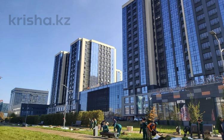 2-комнатная квартира, 87 м², 6/16 этаж, Гагарина проспект — Абая за 37.5 млн 〒 в Алматы, Бостандыкский р-н