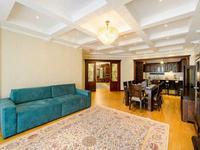 4-комнатная квартира, 120 м², 3/8 этаж посуточно, Кабанбай батыра 60 за 30 000 〒 в Нур-Султане (Астане), Есильский р-н