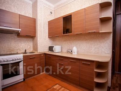 1-комнатная квартира, 56 м², 10/18 этаж посуточно, Навои 208 — Торайгырова за 10 000 〒 в Алматы, Бостандыкский р-н